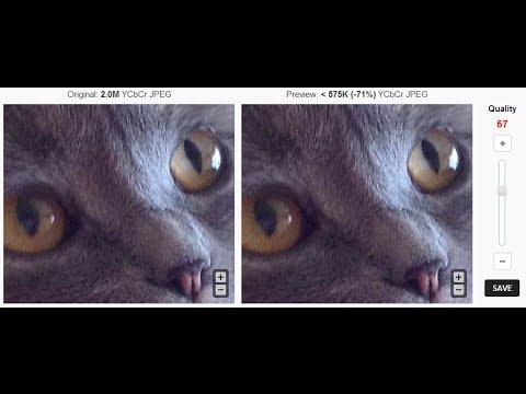 Как уменьшить размер фото без потери качества и сторонних программ