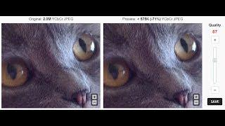 Как уменьшить размер фото без потери качества и сторонних программ(С появлением облачных технологий размер файла практически не имеет для нас значения. Однако иногда возника..., 2014-06-22T06:46:47.000Z)