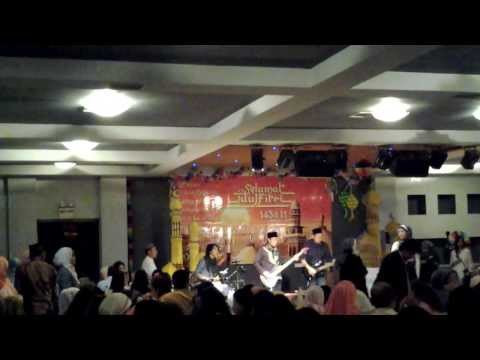 cahaya Ramadan nidji cover peponi band