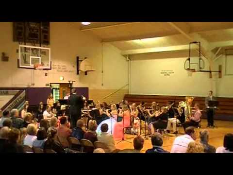 North Cedar High School Band-Romanesque