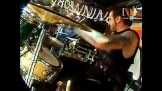 Drowning Pool - Bodies (Live MT Gambier 2002)