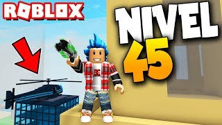 MAXIMUM LEVEL ACHIEVED!!! ROBLOX DESTRUCTION SIMULATOR