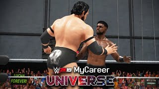 FORCED TO WORK AS A TEAM! | WWE 2K19 MyCareer Universe Ep #3