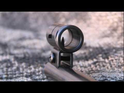 RWS 350 Magnum  22 - Airgun Review - YouTube