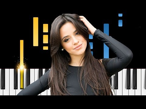 Camila Cabello - Havana - Piano Tutorial