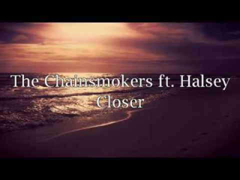 Lagu closer lirik