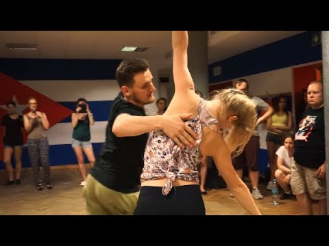 Wiktor & Ola | Musicality in to Zouk | Demo taneczne | Zouk brazylisjki | Feel the Salsa