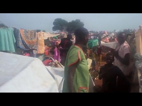 Thousands displaced in South Sudan