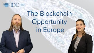 The Blockchain Opportunity in Europe