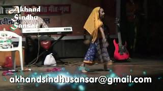 Jiye Sindh Jiye Sindh Wara jean : Ridhi Chanchlani
