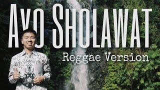 AYO SHOLAWAT Versi SAWANGEN - Reggae Version    Muhammad Aziz Saifuddin