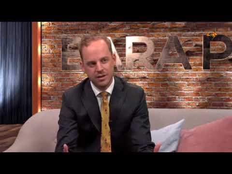 Gustav Kasselstrand (AfS) Blir Intervjuad Av Expressen