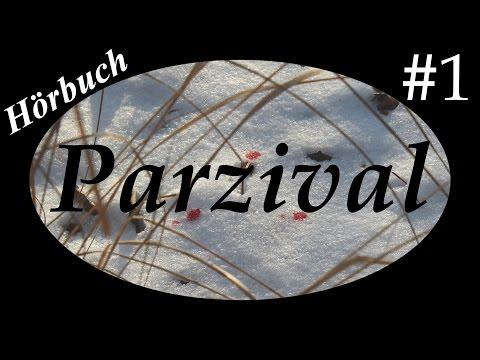 Der Parzival des Wolfram von Eschenbach YouTube Hörbuch Trailer auf Deutsch