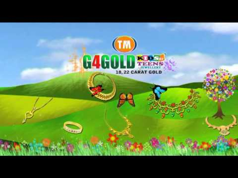 G for Gold - 2D Ad