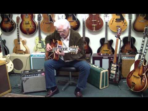 Larry Coryell plays Jazz Guitar at Lark Street Music
