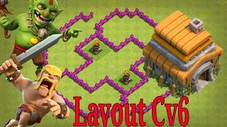 Layout Cv6!!!FARM/WAR/TROFÉU