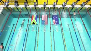 London 2012 Michael Phelps 100 m Butterfly (XBOX 360)