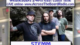 STEMM interview with Across The Board radio show