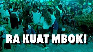 "ABG Goyang Rame2 😍 ""RA KUAT MBOK!"" 😍"