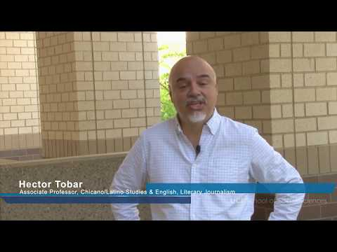 Hector Tobar - New Faculty Fall 2017