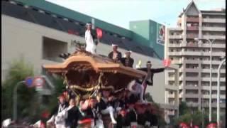 岸和田の人達にとって盆、暮れ、正月よりも大事な日といえば、岸和田だ...