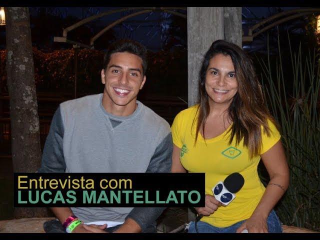 Entrevista com Lucas Mantellato