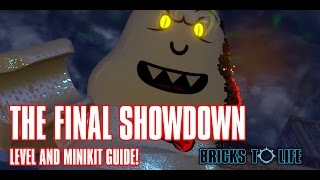 Ghostbusters Story Pack Level 6 - The Final Showdown - 100% Complete ALL MINIKITS & RESCUE CHARACTER