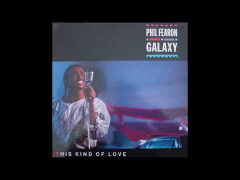 Phil Fearon & Galaxy - If You're Gonna Fall In Love 1985