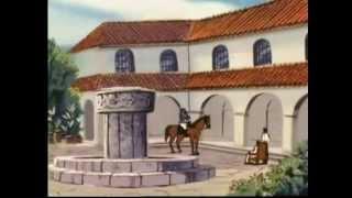 Zorro Cartoon - The Blockade In 3D