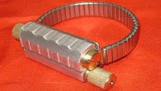 ✔ЛАЗЕРНЫЙ ГРАВЕР (ДЖЕЙМСА БОНДА 007) / ✔James Bond's Laser graver Bracelet 007