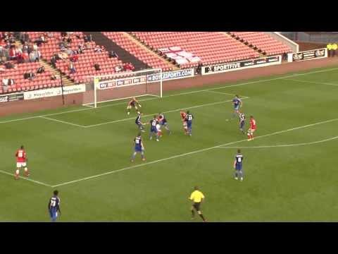 Paddy McCourt (Barnsley) - Sensational Goal v Middlesbrough