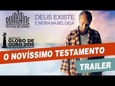 Trailer do filme O Novíssimo Testamento