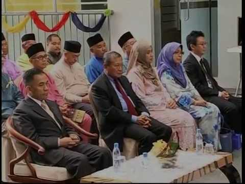 Majlis Pelancaran Bangunan Baru KEMUDA Institute Brunei Darussalam