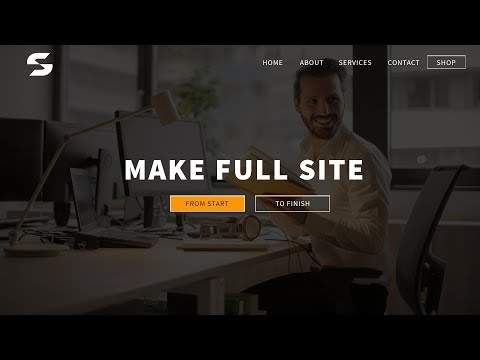 How To Make Website Using HTML CSS | Start To End | Step By Step Tutorial