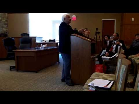 Part 8: DOI Native Hawaiian Recognition Hearing in Connecticut August 7, 2014