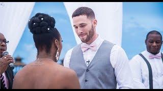 OUR WEDDING VIDEO (Part 1) *Getting Ready* | TodayWithTray