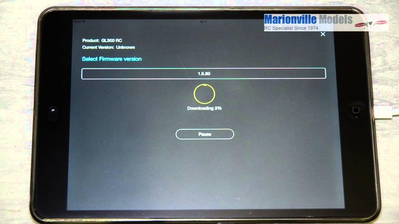 Downgrading Rollback Firmware on a DJI Phantom 3, Inspire Controller