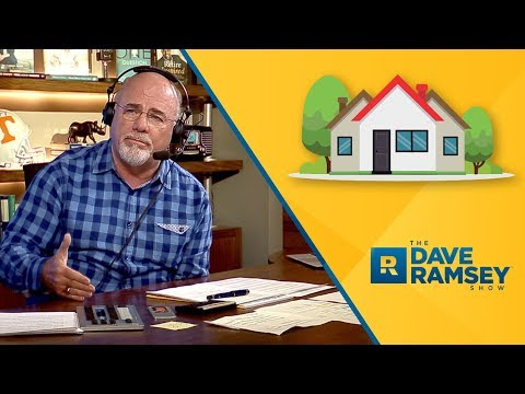 Dave Ramsey's Guide To Building Your Own Home
