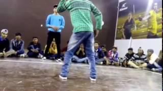 Abhishektecno Vs Rishab Verma India got Talent 7 Battle