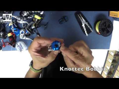 Knottec Angler's PR Knot Bobbin Tool