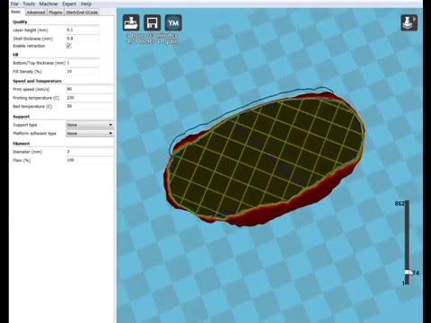 Использование 3D сканера в связке с 3D принтером