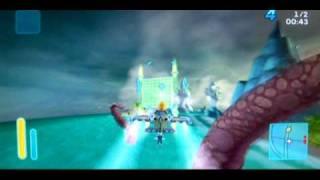 My sims Skyheroes Test demo N°3 Ps3