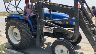 New Holland Tractor Mounted Road Sweeper | Hydraulic Equipment | Come To Village