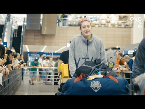 Breanna Stewart Finds her Next Challenge in China // Episode 6