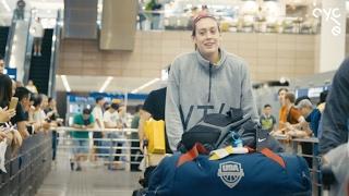 Breanna Stewart Finds Her Next Challenge in China // Episode 6