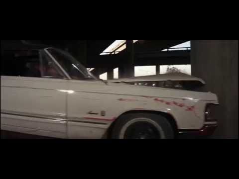 Point Blank (1967) The Car Scene