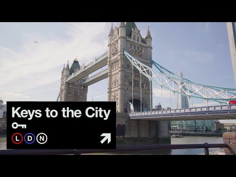 A London Travel Guide: Keys to the City Pt. 1 | Craig David, Lethal Bizzle, RAY BLK
