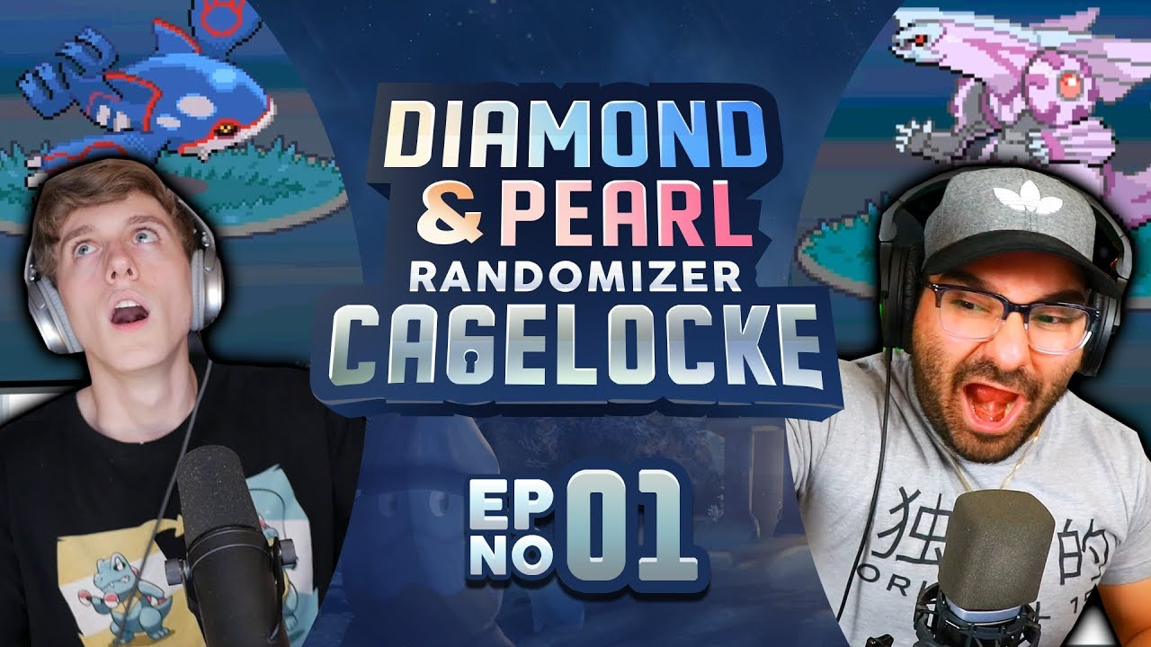 Download THE ULTIMATE INFOMERCIAL!! | Pokemon Diamond and Pearl Randomized Cagelocke Ep 01