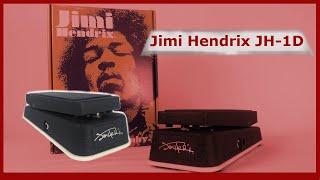 Demonstração Jimi Hendrix Wah JH-1D