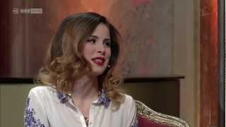 Lena Meyer-Landrut zu Gast bei Wir sind Kaiser 02.02.2013